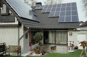 Solardach in Herne