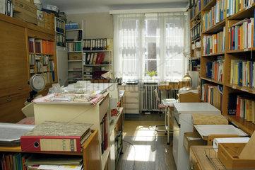 Historische Arztpraxis  Arbeitszimmer