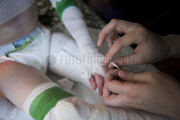 Kinderpflegedienst