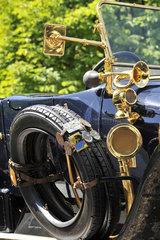 Mercedes Oldtimer 20er Jahre