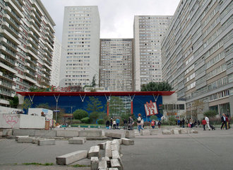 Sozialer Wohnungsbau in Frankreich