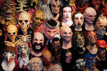 Horrormasken