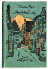 Thomas Mann  Roman Buddenbrooks  1917