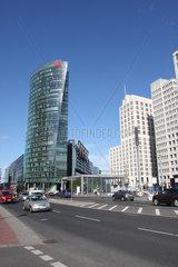 DB- Tower am Potsdamer Platz