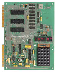 erster Einplatinencomputer Commodore MOS  1976