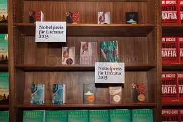 Fischer booth - Book Fair Frankfurt 2013