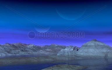 Bizarre Berge