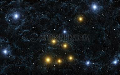 Sternbild Stier