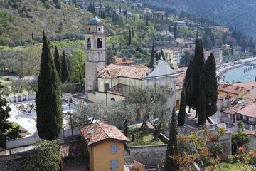 Chiesa S Andrea Torbole  Gardasee  Region Trentino Suedtirol  Provinz Trient  Italien  Europa