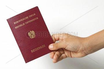 Osterreichischer Reisepass