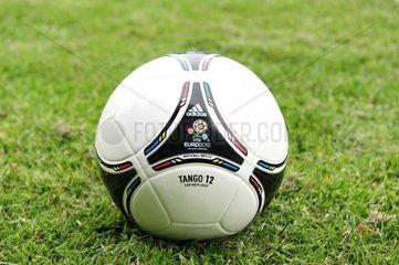 Europameisterschaft EM-Fussball Tango 12