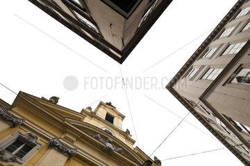 Evangelische Kirche in der Dorotheergasse  Innere Stadt  Wien  sssterreich  Europa