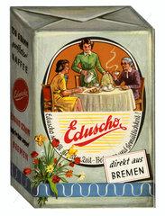 Eduscho Kaffee  1954