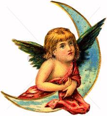 Engelchen  Mondsichel  1896