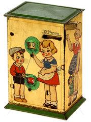 Kinderspardose  um 1926