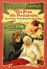Die Frau als Hausaerztin  Nachschlagewerk  Buch  1903