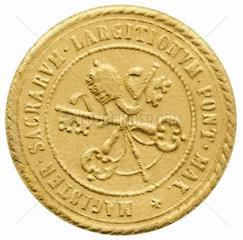 Siegel Vatikan  Vatikanwappen  um 1932
