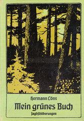 Hermann Loens  Mein gruenes Buch  1907