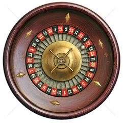 alter Roulettekessel  1929