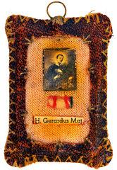 Reliquie des heiligen Gerard Majella  um 1912