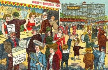 Jahrmarkt 1910