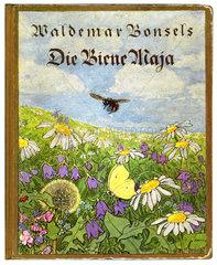 Buch Die Biene Maja von Waldemar Bonsels  1926