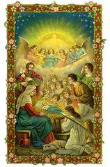 Christi Geburt  1898
