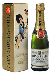 Sekt Kupferberg Gold  1963