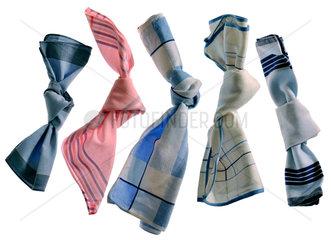 Knoten im Taschentuch  Symbol Erinnerung an Termin