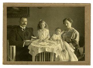 Familie 1909