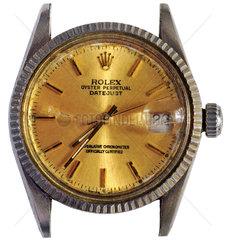 gefaelschte Rolex-Uhr