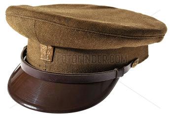 tschechoslowakische Uniformmuetze 1965