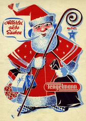 Tengelmann-Werbung  Weihnachten  1959
