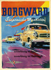 Borgward Isabella  1959