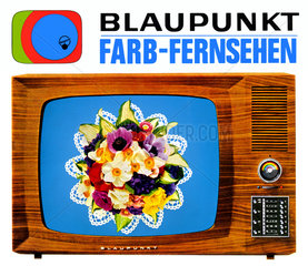 Farbfernseher Blaupunkt 1967