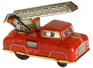 Feuerwehrauto  Spielzeug  1960