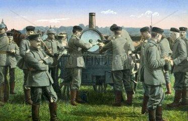 Gulaschkanone 1915