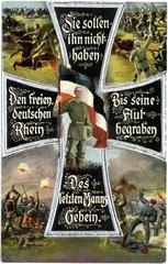 deutsche Propaganda Erster Weltkrieg