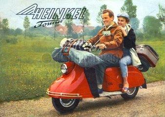 Motorroller 50er Jahre
