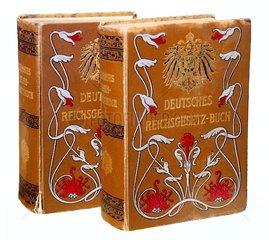Reichsgesetzbuch 1900