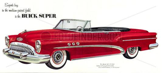 Buick Cabrio  1953