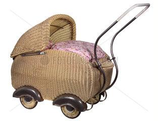 Kinderwagen  um 1952