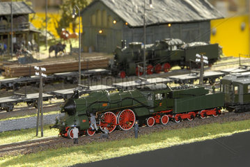 Modellbahn der Firma BRAWA