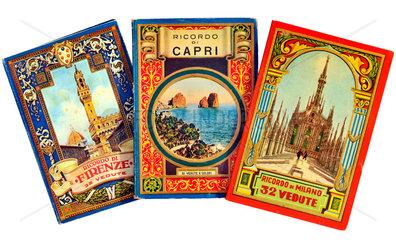 alte Reisefuehrer Italien  1926