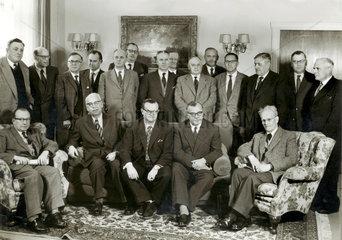 Landraete von Oberbayern  Versammlung  1958
