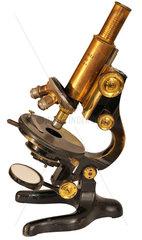 uraltes Mikroskop  Leitz  1929