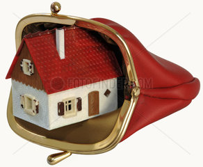 Symbol Hypothekenkrise
