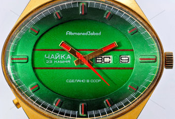 sowjetische Armbanduhr  1979