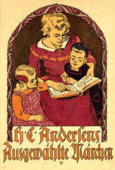 Maerchenbuch  H. C. Andersen  um 1912