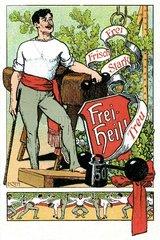 deutsche Turnbewegung um 1910